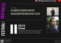 Mustafa Stitou na festivalu poezie