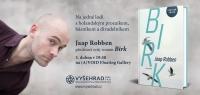 Jaap Robben in Praag