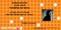 Roman Helinski v Praze