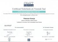 Zápis na mezinárodní jazykovou zkoušku z nizozemštiny