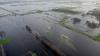 Velká voda na severu Nizozemska